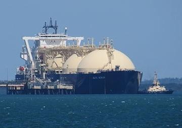 Resultado de imagem para LNG ship