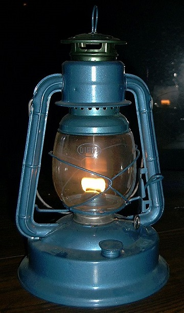 Kerosene lantern - Energy Education
