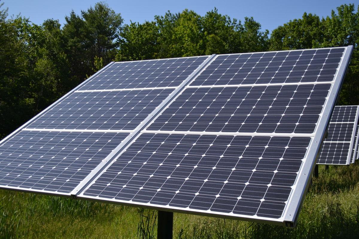 Solar Panel Orientation Energy Education