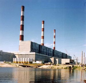 Natural gas power plant - Energy Education