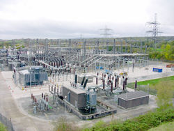 electrical substation energy education