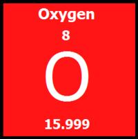 Oxygen energy education oxygen atomic number of 8 and atomic weight of 159994 urtaz Choice Image
