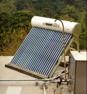 Solar water heating - Energy Education